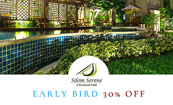 EARLY BIRD 30% Off